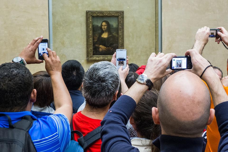 Pariz, Luvr, Mona Liza