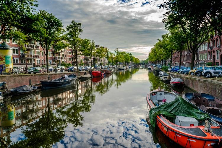 Holandija, Amsterdam