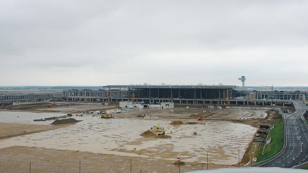 Gradnja berlinskog aerodroma, foto: Michael F. Mehnert / Wikimedia