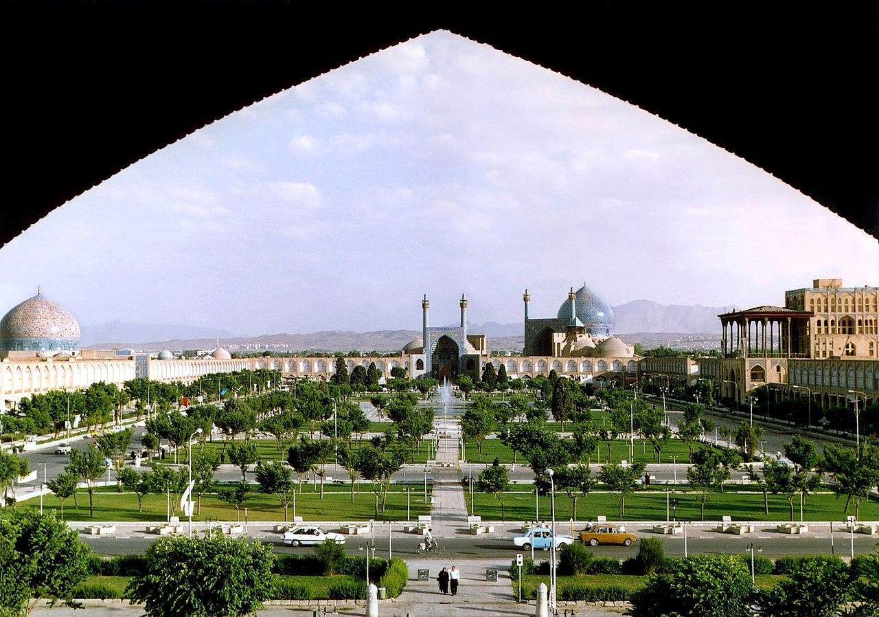 Trg Imama, Isfahan, foto: Arad Mojtahedi / Wikimedia