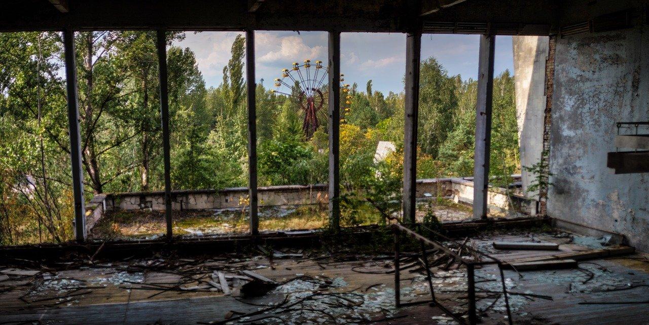 Pripjat, Černobilj