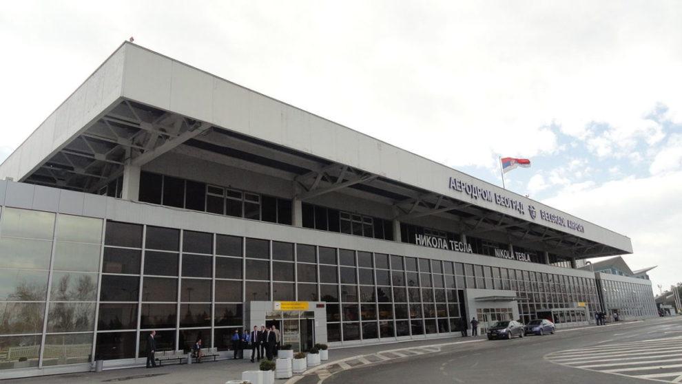 Aerodrom Nikola Tesla Beograd