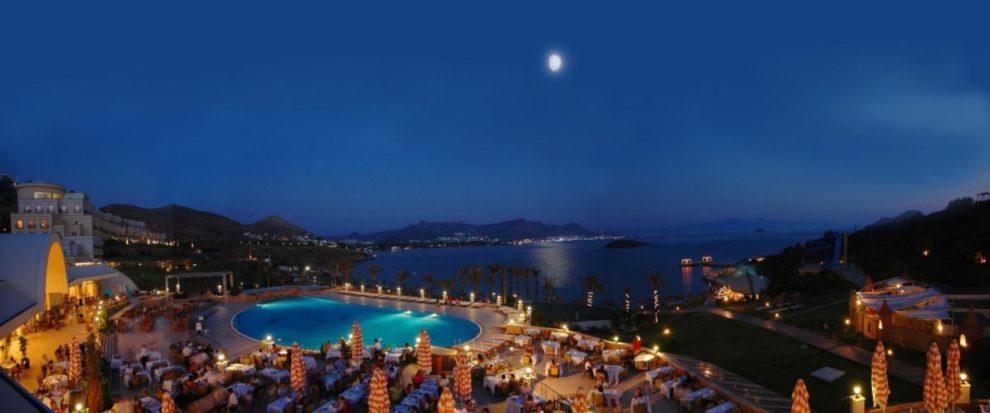 Bodrum lux hotel