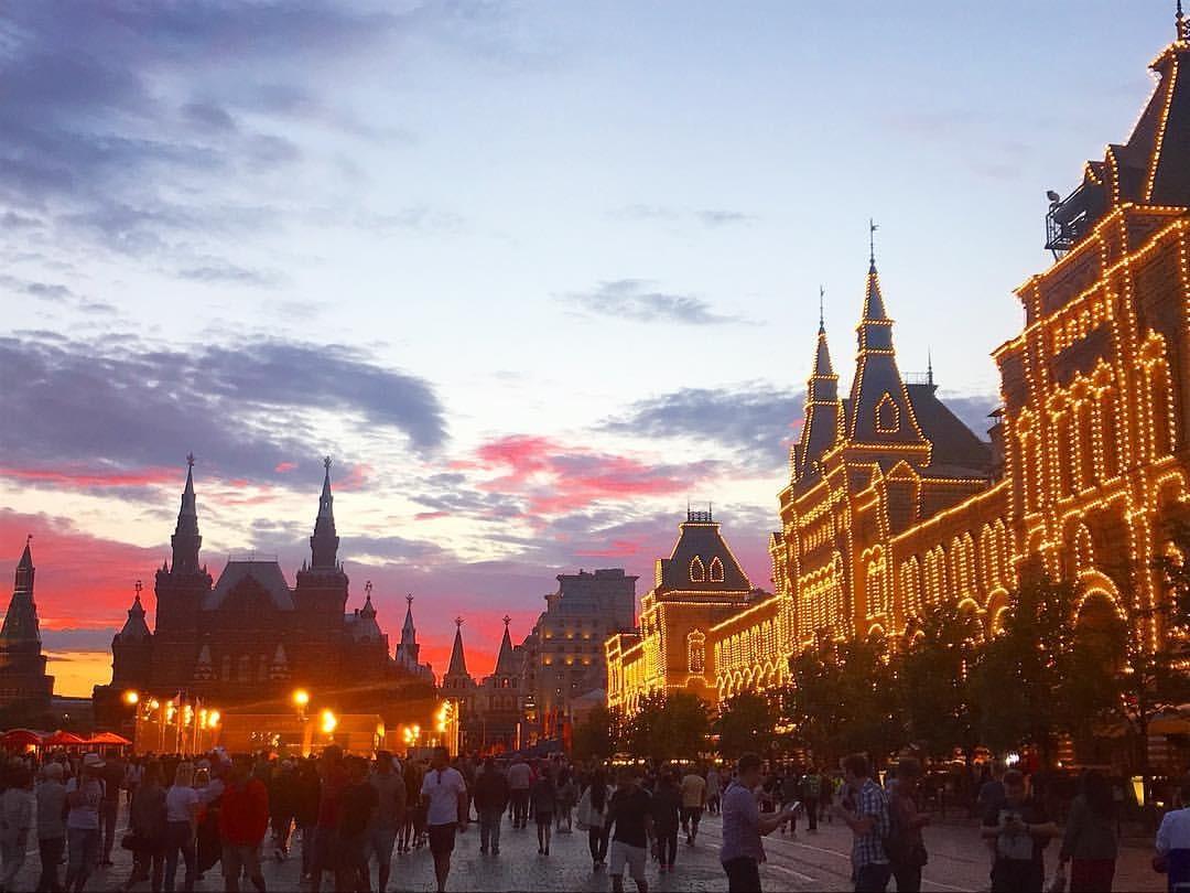 Moskva kroz Marijin objektiv, foto: Marija Egelja