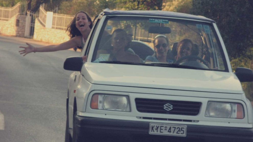 Rent-a-car u Grčkoj
