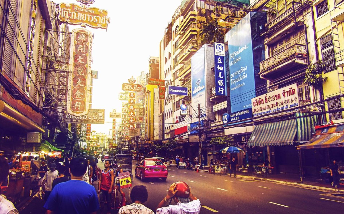 Glavni grad Bangkok u kome možete videti Tajland 21. veka, ali i izuzetne kulturno-istorijske i religijske lokalitete