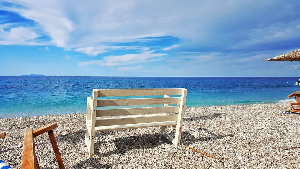 Plaža, Albanija