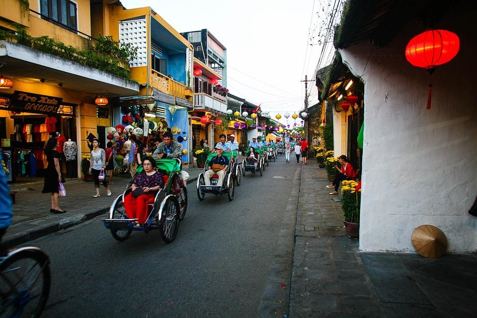 Hoj An, Vijetnam