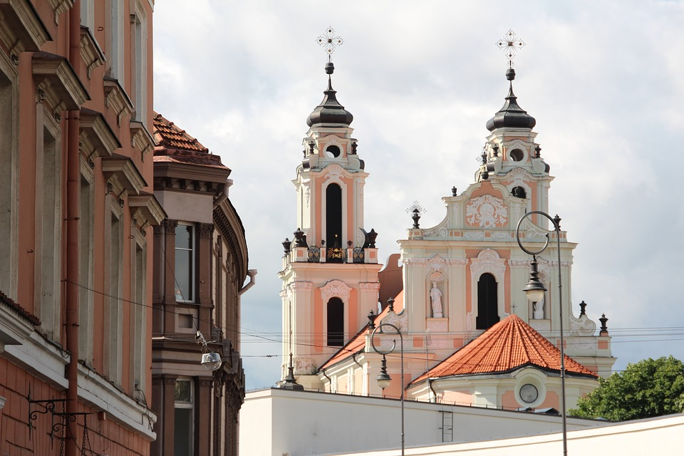 Vilnjus, Litvanija