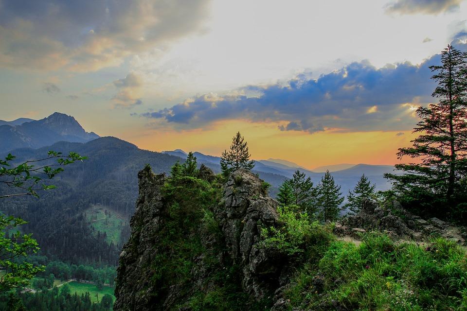 Planinski venac Tatri