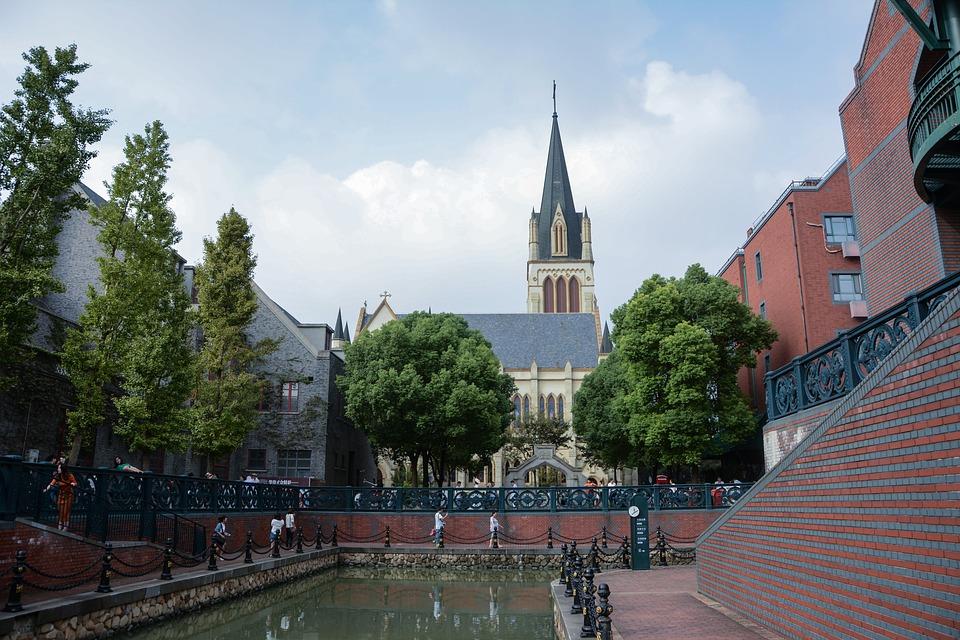Šangajski grad Temza