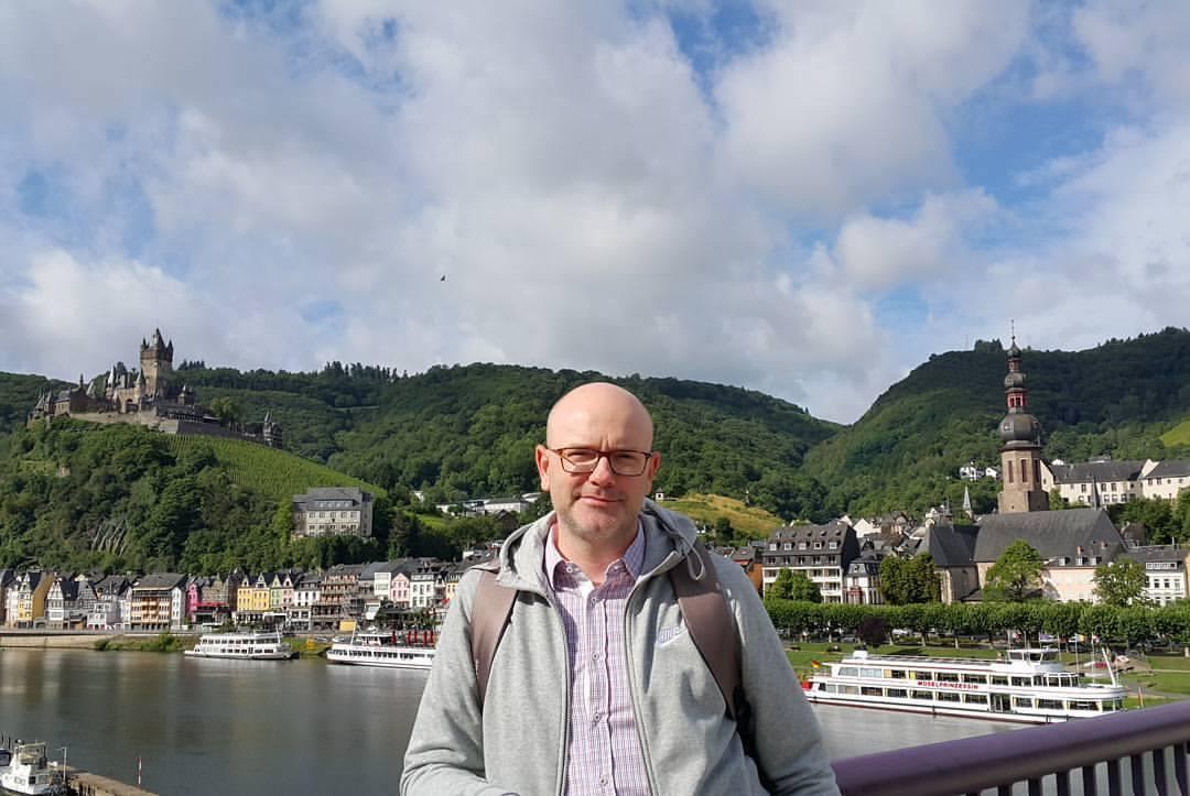 Zoran Đukanović je proputovao više od 50 država / U gradu Kogemu u Nemačkoj
