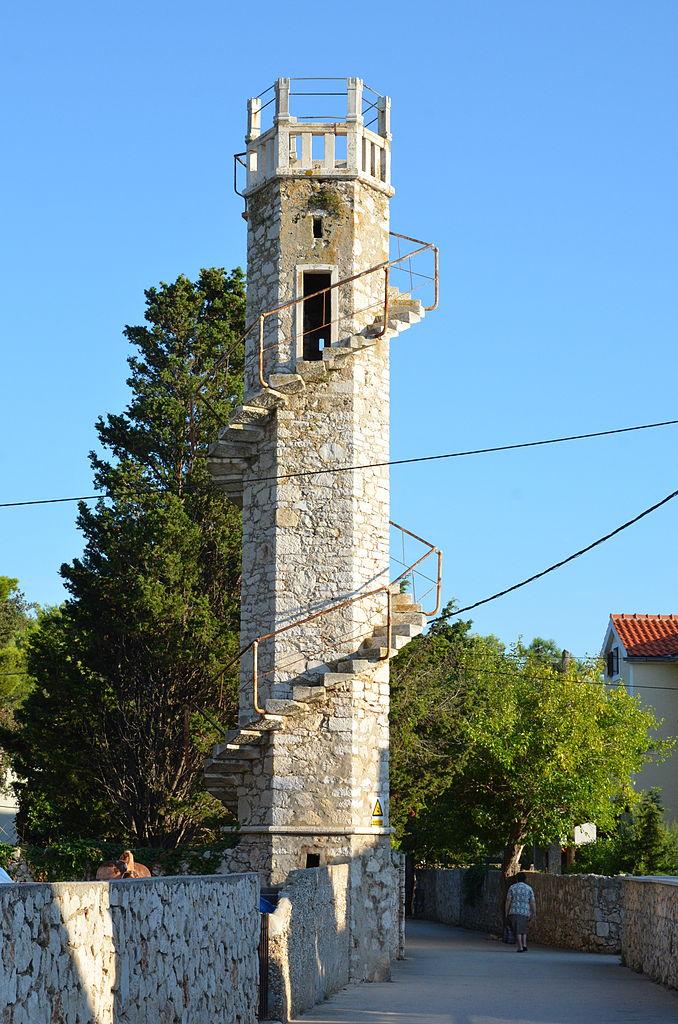 Toreta, odnosno osmatračka kula, foto: Msablic/Wikipedia