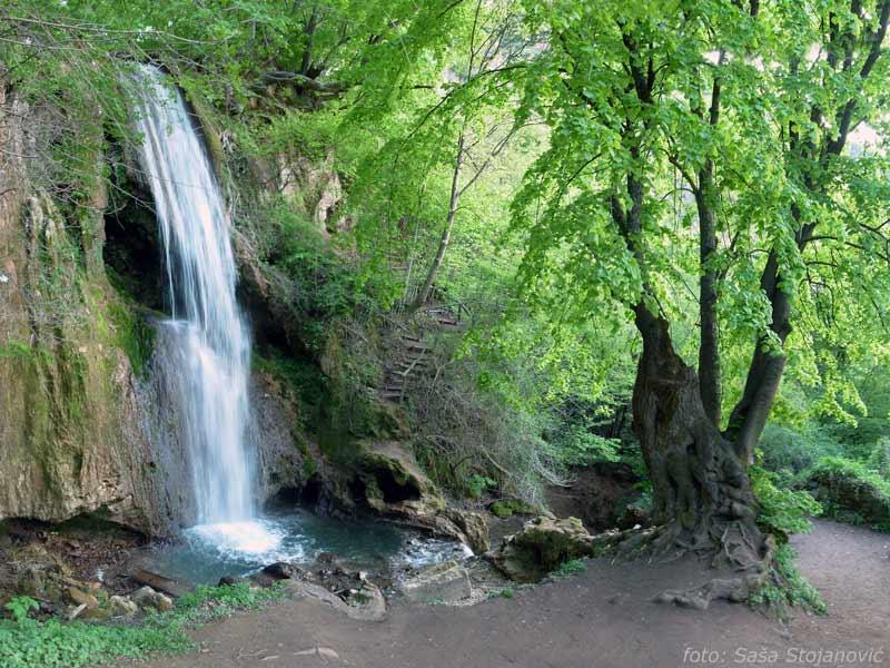 Vodopad Ripaljka, Ozren