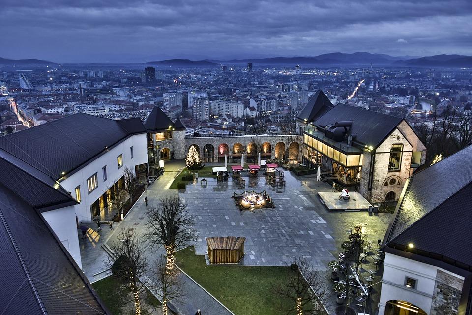 Ljubljana je najodrživiji evropski grad