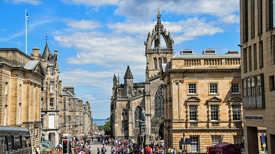 Učešće prihoda od turizma u BDP-u Škotske je od više od 4,5 odsto