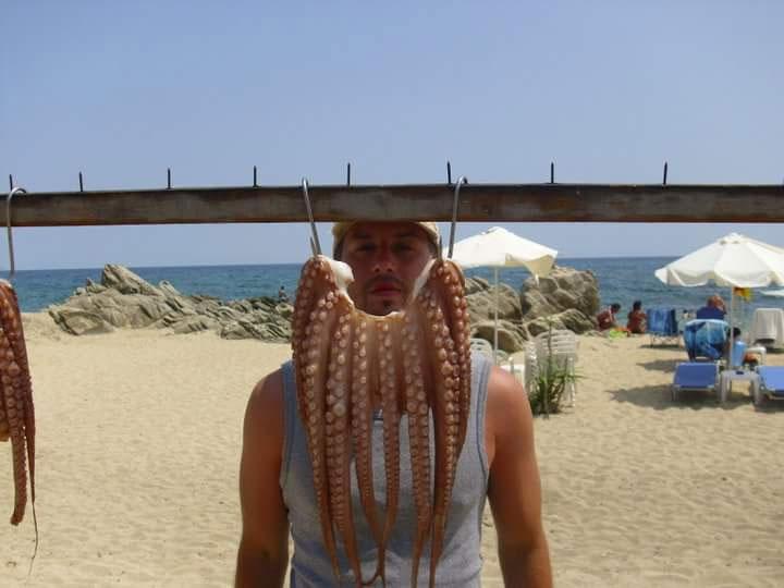 Srđan Dinčić i hobotnica