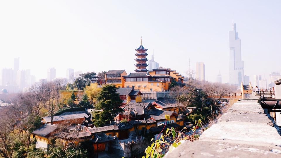 Nanking, Zid
