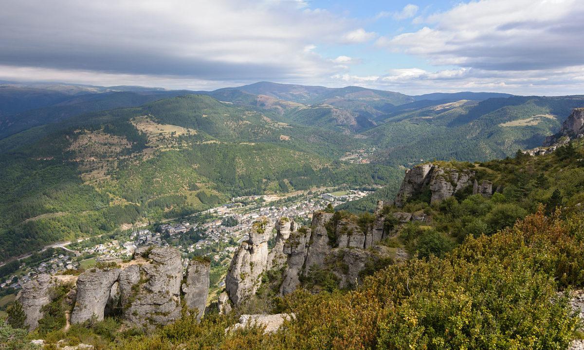 Francuska, reka Gardon