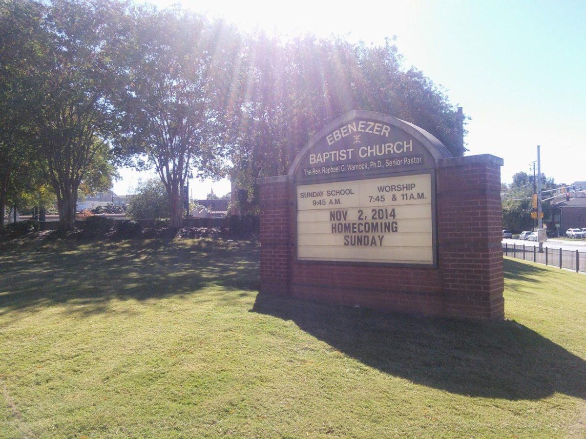 Baptistička crkva Ebenezer