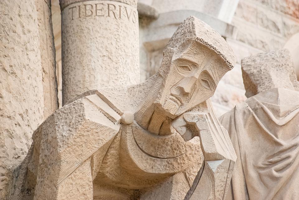 Sagrada Familia, Barselona, Gaudi