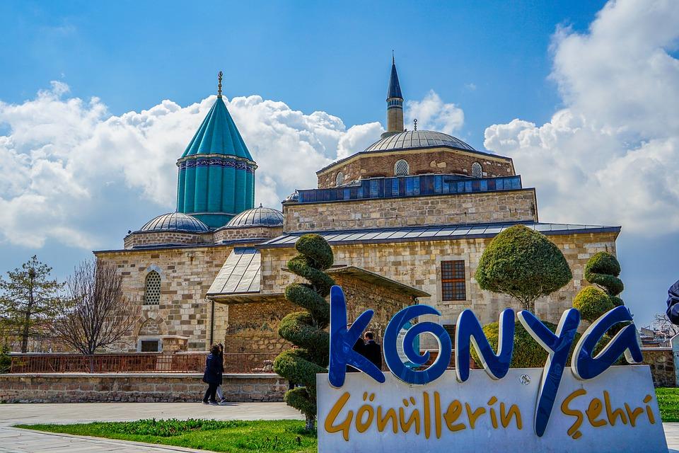 Konija, Turska