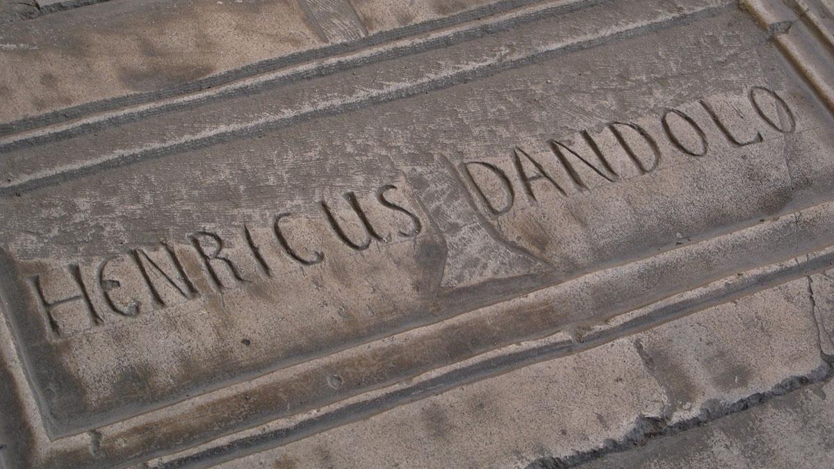 Grob Enrika Dandola u Aja Sofiji
