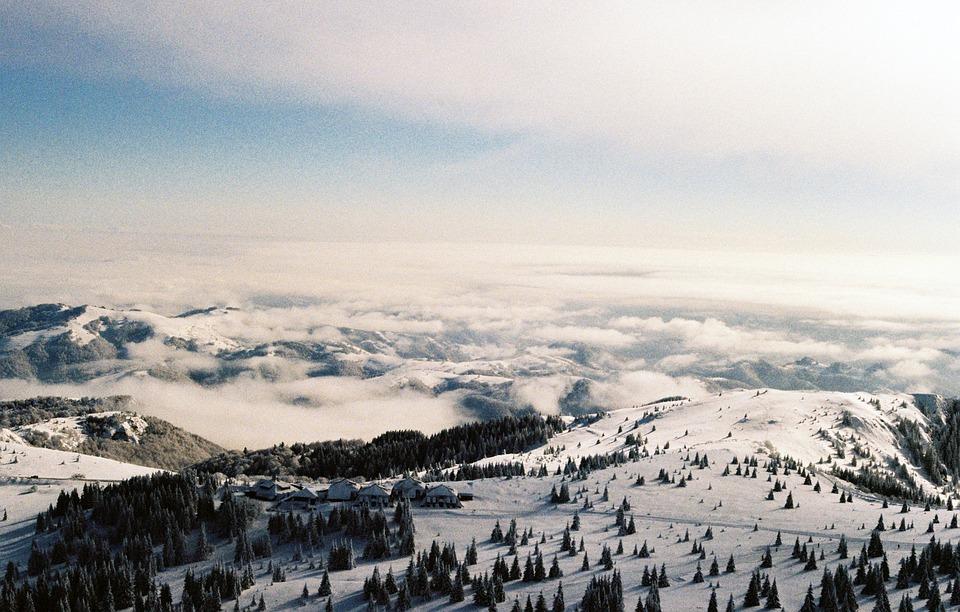 Kopaonik, zima, sneg