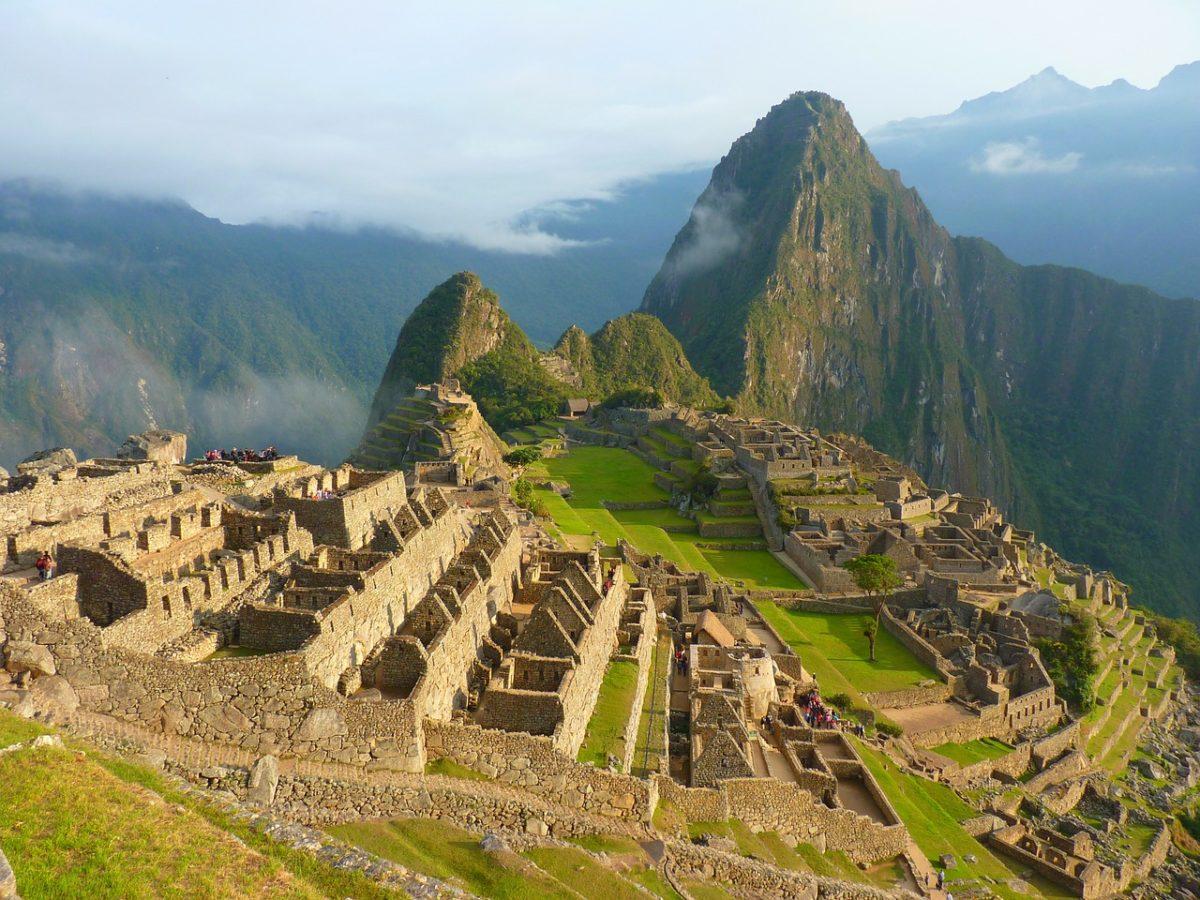 Maču Piču, Peru