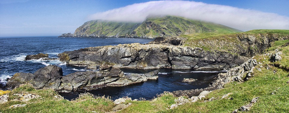 Šetland, Škotska