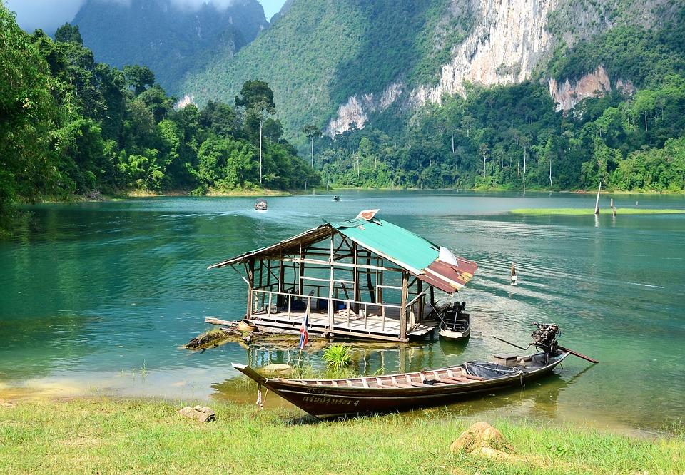 Kao Sok, nacionalni park u Tajlandu