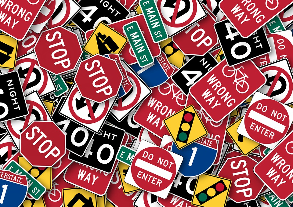Saobraćajni znaci