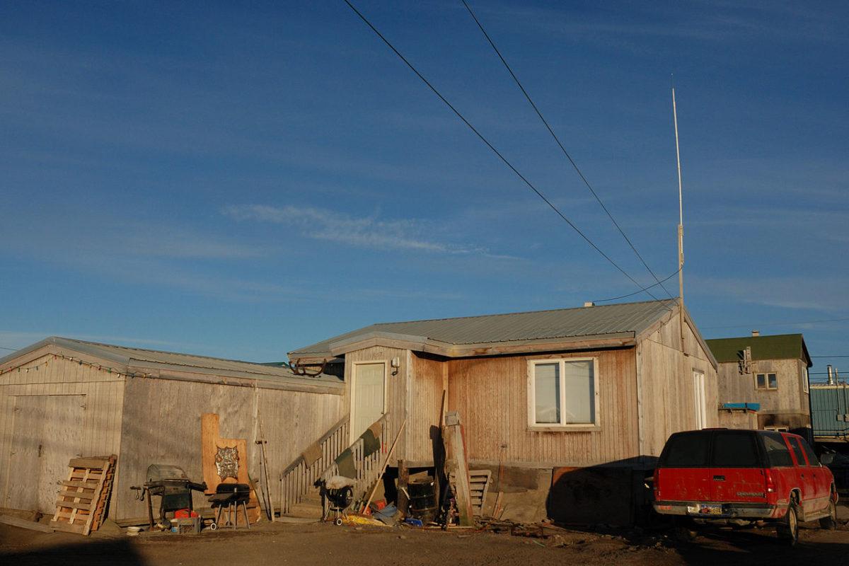 Barou, Aljaska