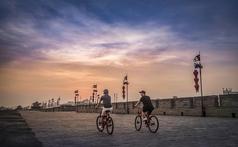 Kina, bicikl