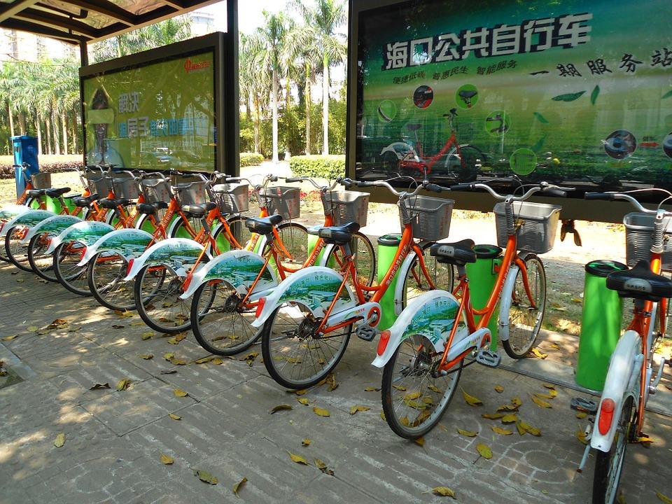 Na desetine startap kompanija u Kini, u starom prevoznom sredstvu prepoznale su nov biznis