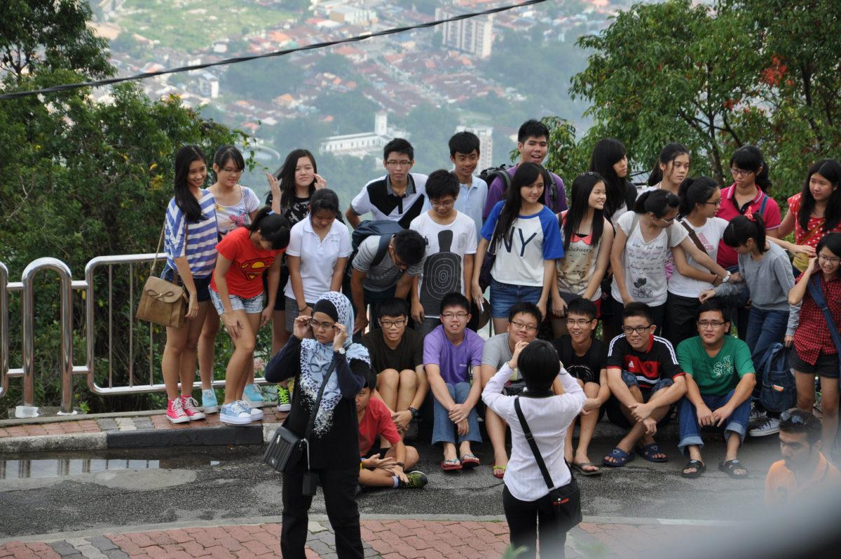 Kineski turisti