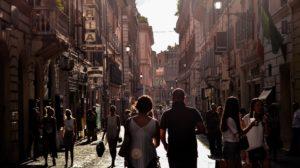 Turisti, turizam, masovni turizam