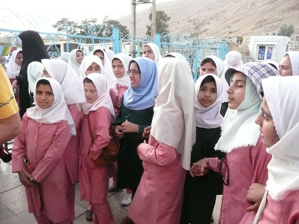 Mladi u Iranu