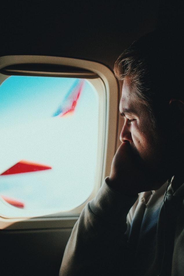 Avion, putnik