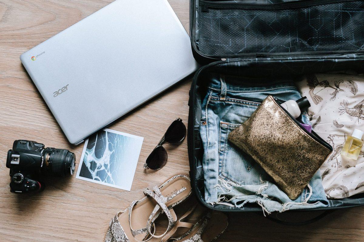 Stvari koje ćete morati da vadite na aerodromu spakujte na kraju, tako da vam budu na vrhu ručnog prtljaga