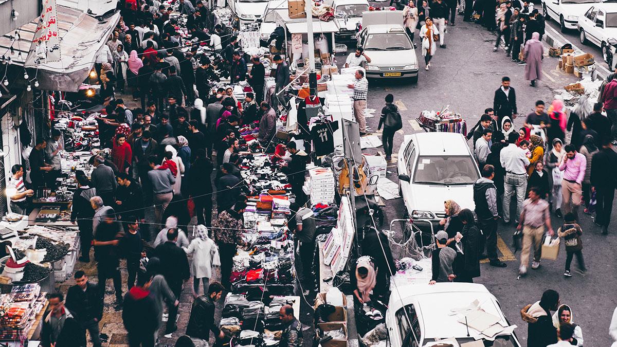 Ulice Teherana