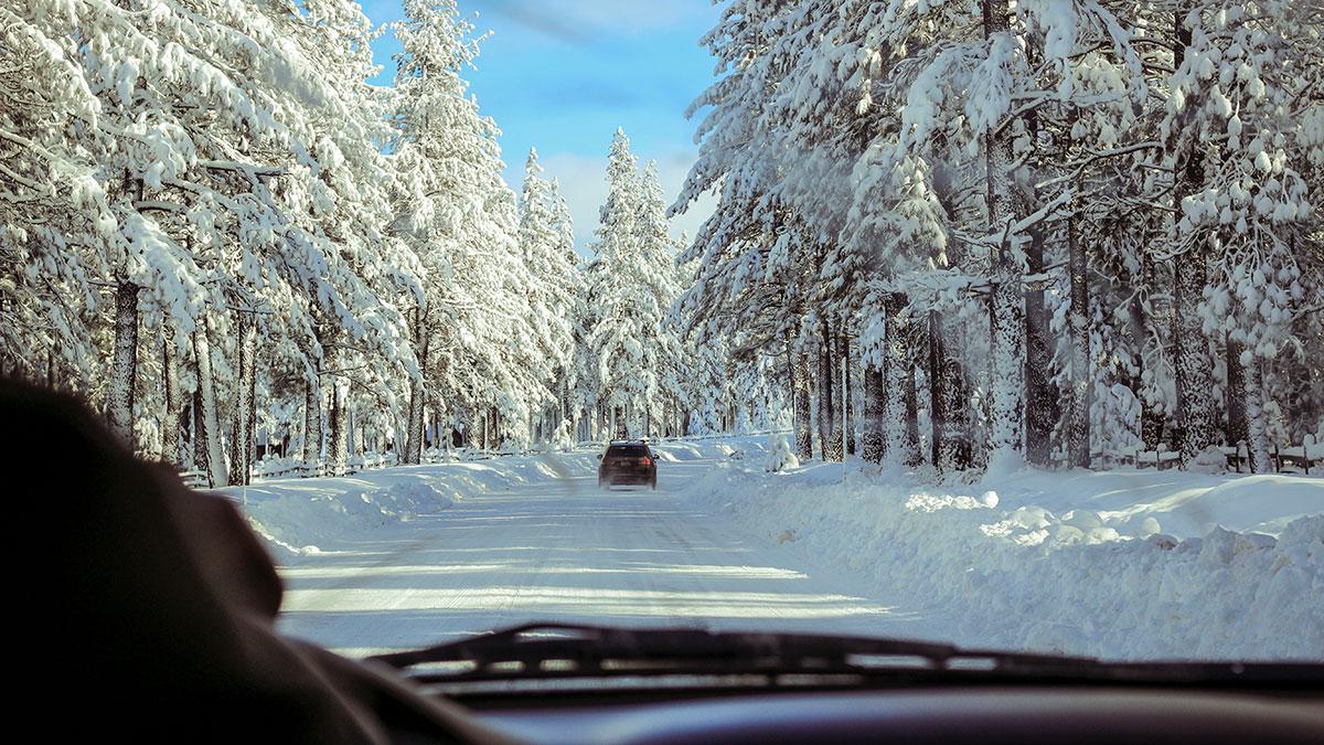 Vožnja po snegu