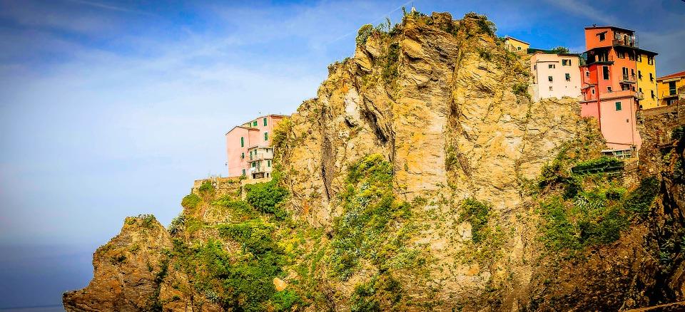 Ćinkvetere, Amalfi