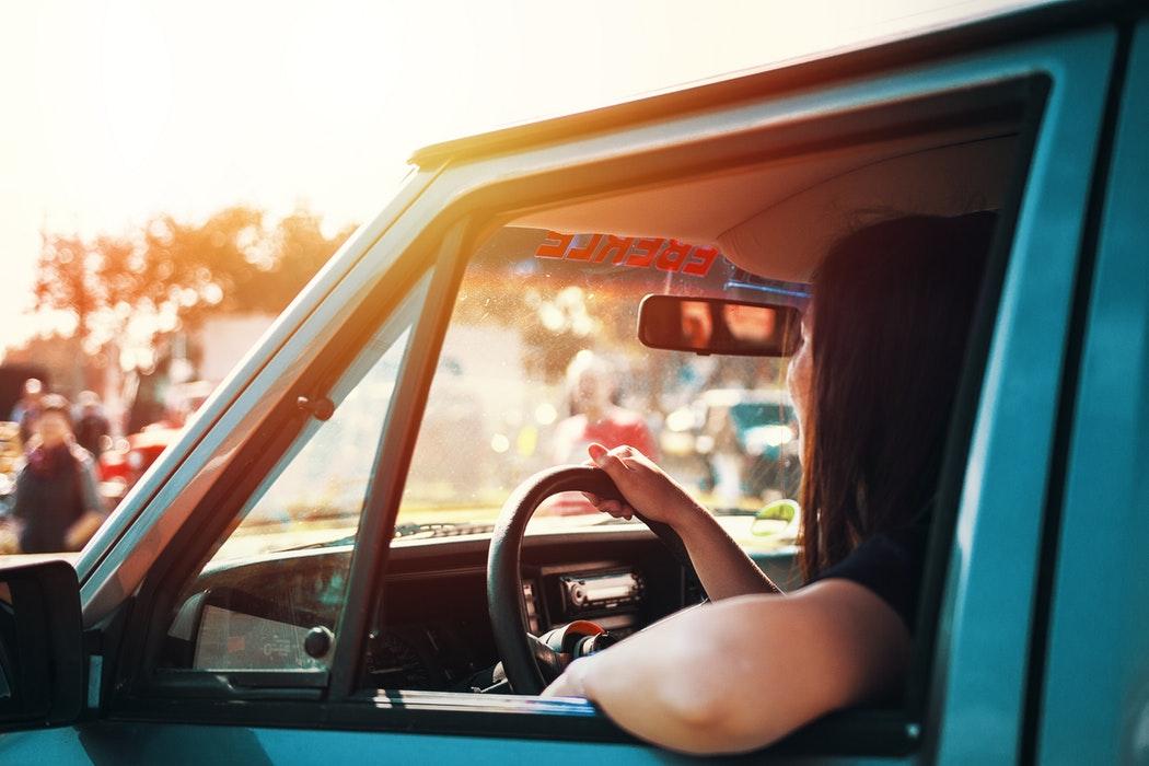 Kola, vožnja