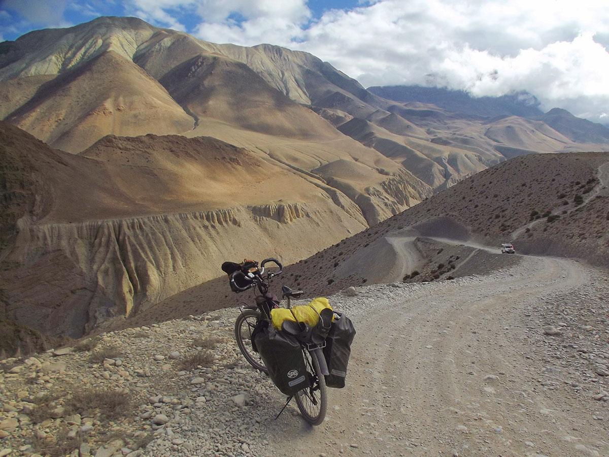Himalaji u Nepalu, foto: Snežana Radojičić