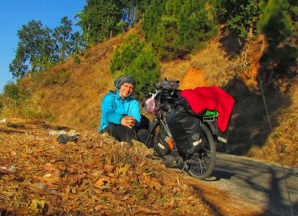 Put za Lumbini, Nepal, foto: Snežana Radojičić
