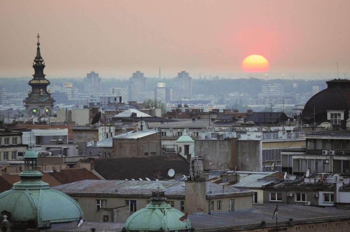 Beograd, Autor: Oksana Skendžić