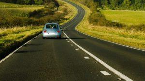 Put, automobil, putovanje