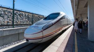 brzi voz španija