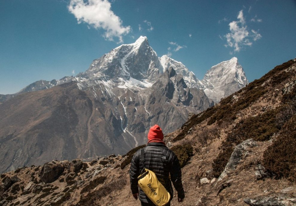 Mont Everest, Himalaji, Nepal